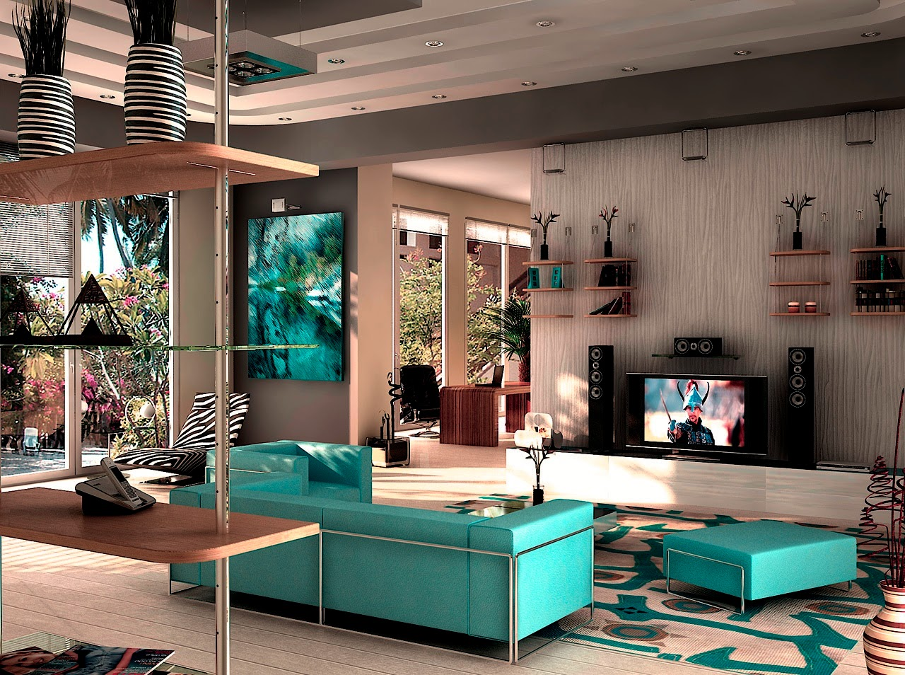 Related : Interior Decorating Ideas for Dream House Plans