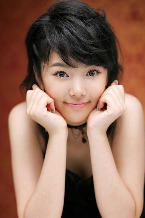 Gu Ha Ra, a member of Kara | Internet Photos library Asian