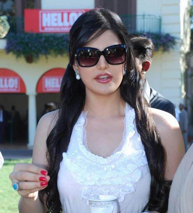 Zarine Khan S Hot Wiki