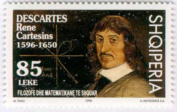 Đối tượng triết học theo quan điểm của Descartes