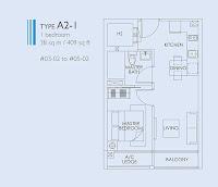 28RC Suites Residential Floor Plans