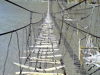 Puentes más curiosos del mundo