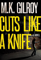 Cuts Like a Knife, the debut novel by M.K. Gilroy, is nominated for an INSPY award.