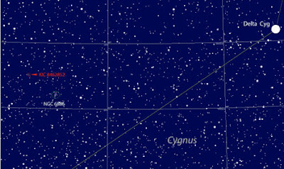 KIC 8462852 si trova tra le costellazioni del Cigno e della Lira