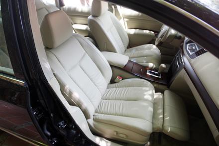 Nội thất Nissan Teana