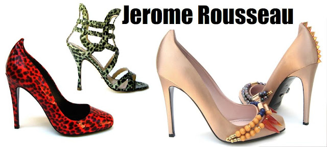 jerome rousseau, shoes, shoe designer