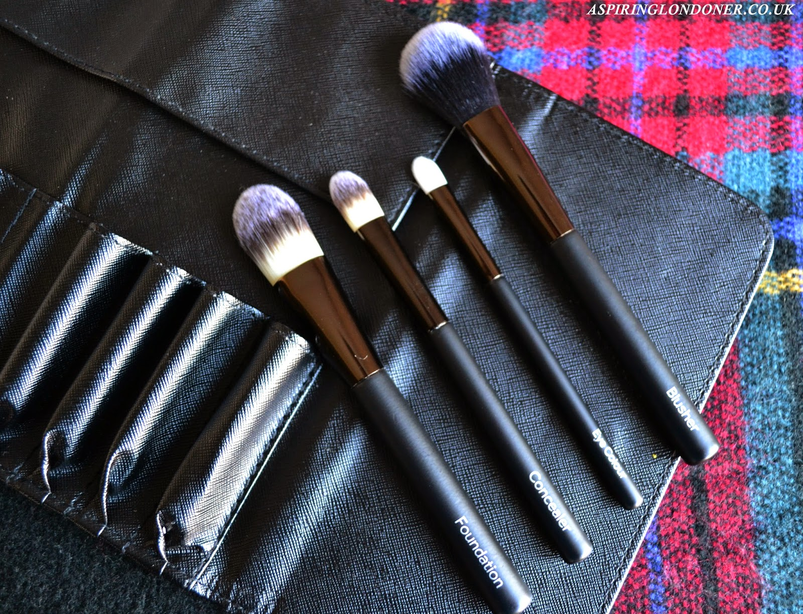 No7 Core Collection Brush Set Review - Aspiring Londoner
