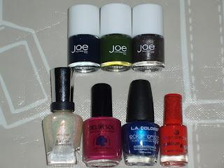 More nail polish!