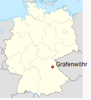 Jeannies Happy World Hey Guess What WERE MOVING - Germany map grafenwoehr