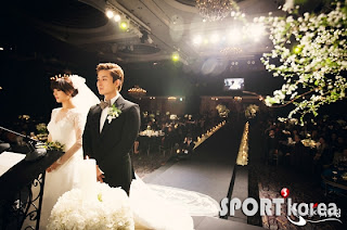 wonder girls sunye wedding ceremony pictures 9