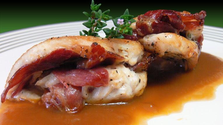 Magret de pato con higos y salsa de Oporto - ABC de