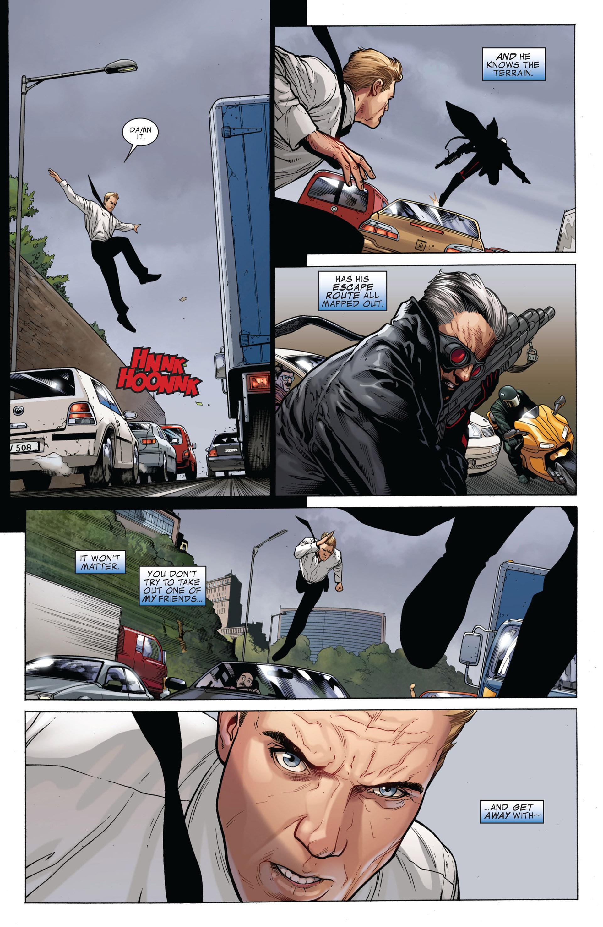 Captain America (2011) Issue #1 #1 - English 10