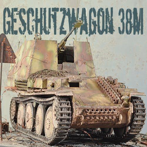 Geschutzwagon 38M