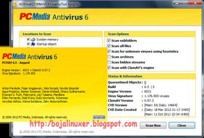 PCMAV 6.5 Asgard