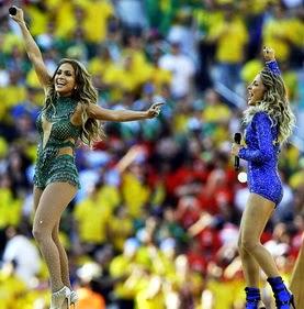 COMENZO EL MUNDIAL DE FUTBOL 2014