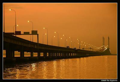 (Malaysia) - Penang Bridge