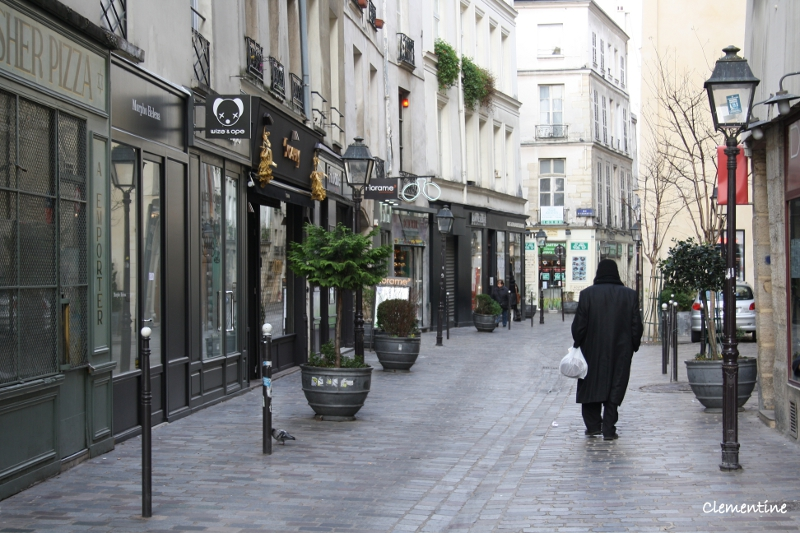le blog de clementine balade paris janvier 2012 le marais. Black Bedroom Furniture Sets. Home Design Ideas