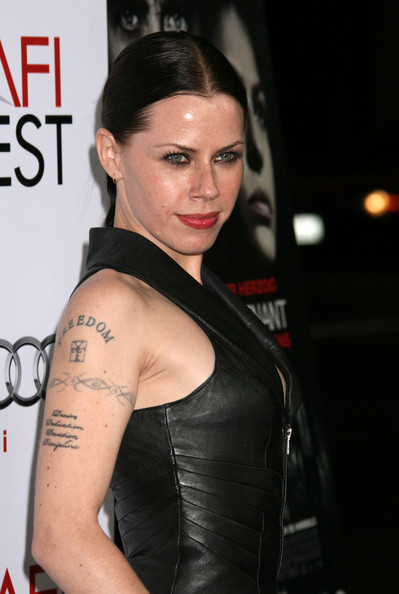 Fairuza Balk's Tattoos