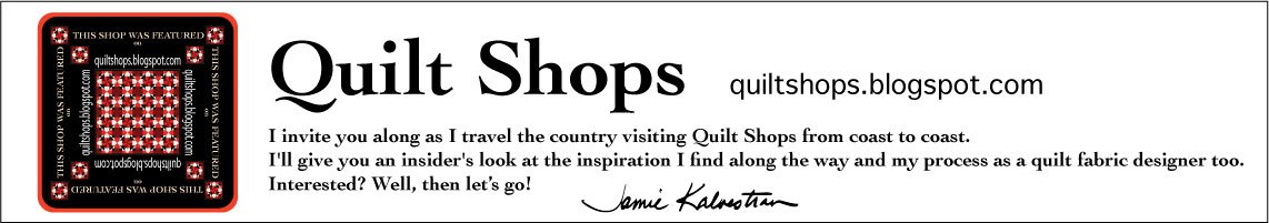 Quilt Shops