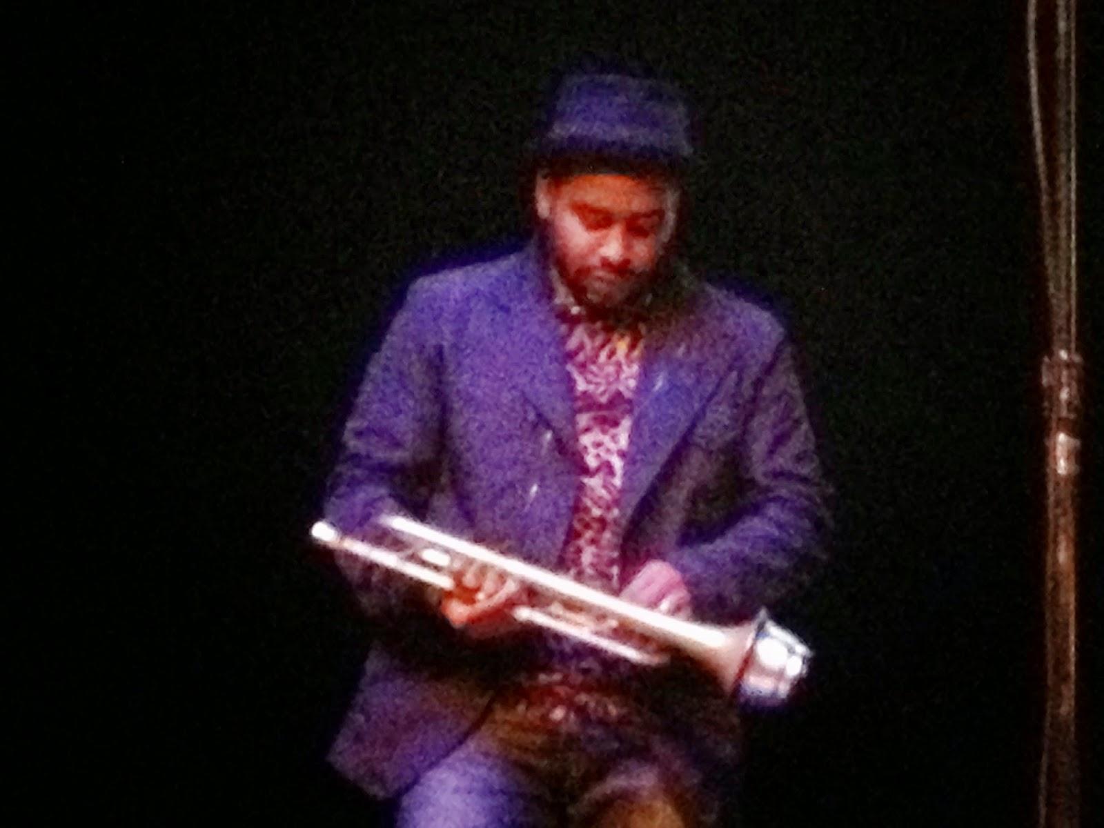 Corey Wilkes Trumpet