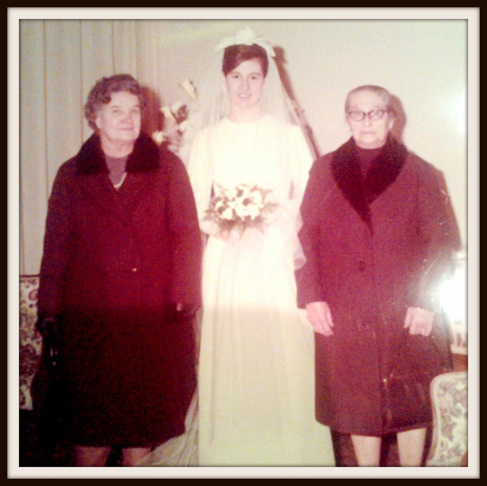 le mie nonne