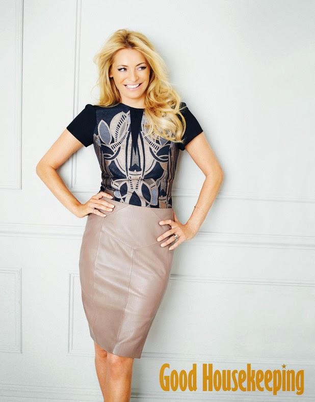 Tess Daly Uk Fashion Blogger