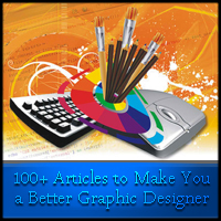 100+ Articles to Make You a Better Graphic Designer