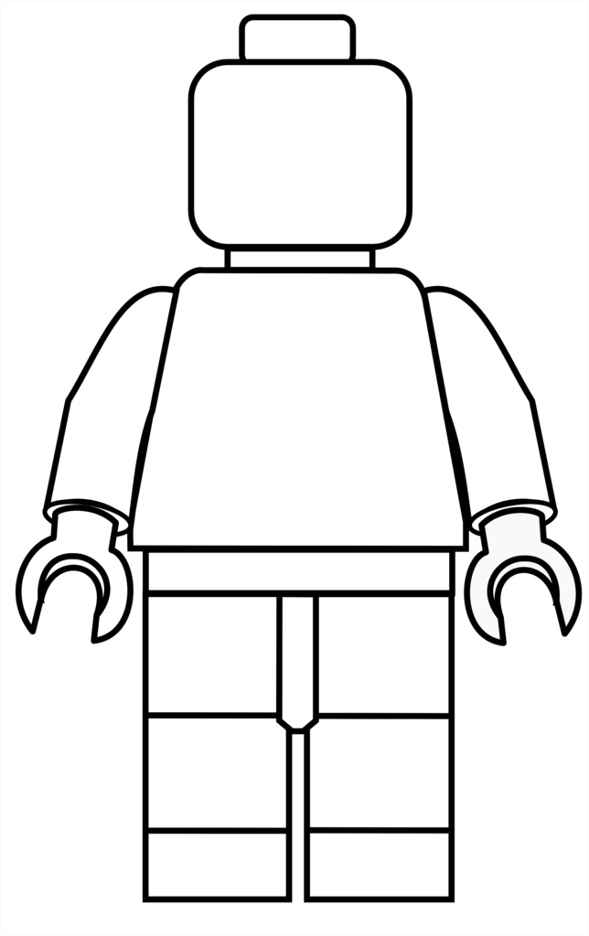 Sweet image regarding lego minifigure printable