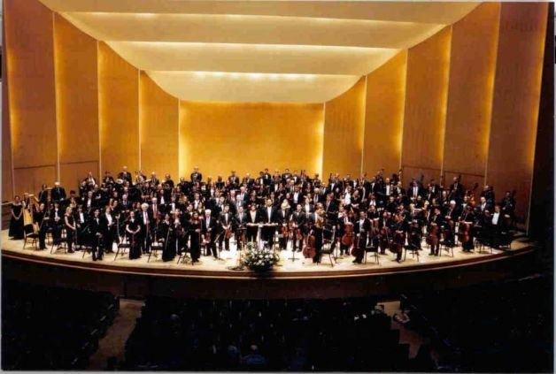 a review of the performance the bpo goes to college by the buffalo philharmonic orchetra at the mont