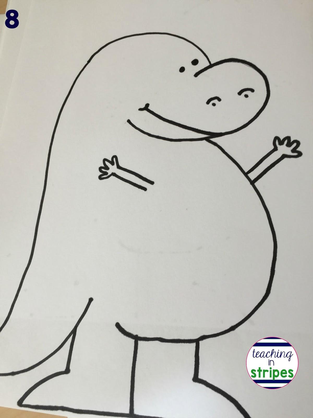 dav pilkey dragon coloring pages - photo#7
