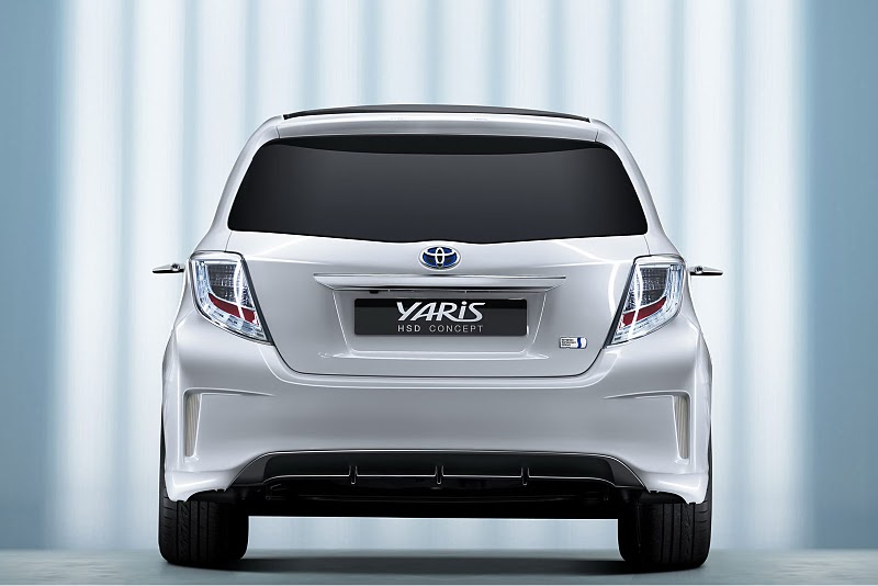toyota yaris 2011. Toyota Yaris 2011