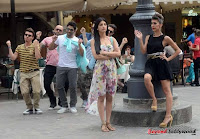 Allu Arjun Shruthi Hassan Race Gurram Movie New Working Stills+(10) Allu Arjun   Race Gurram Latest Working Stills