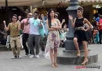 Allu Arjun Shruthi Hassan Race Gurram Movie New Working Stills+(10) Allu Arjun   Race Gurram Latest Working Stills