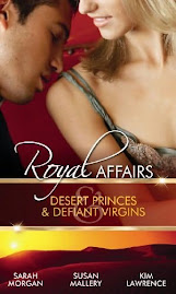 Desert Princes & Defiant Virgins - Morgan, Mallery and Lawrence