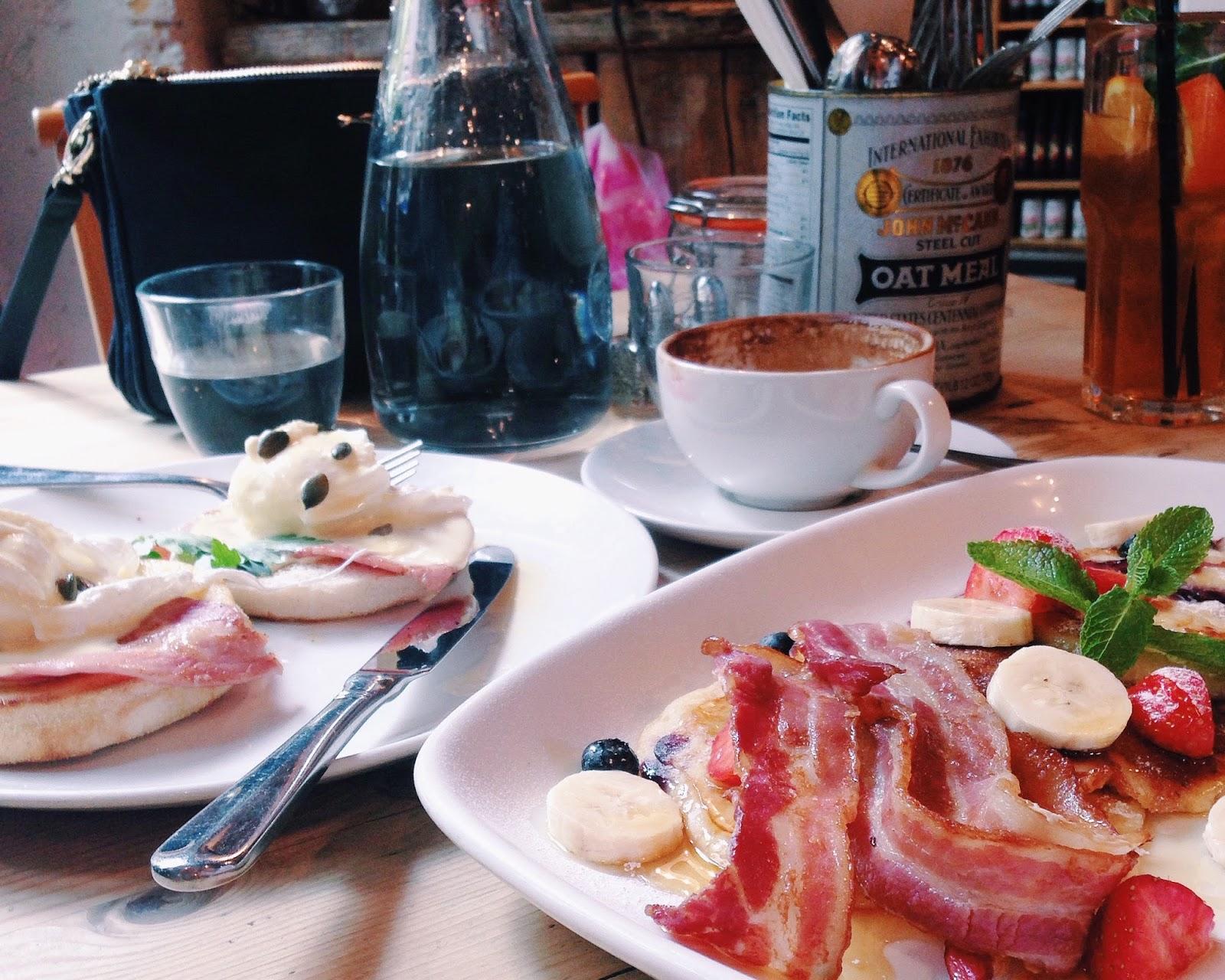 breakfast bill's restaurant covent garden