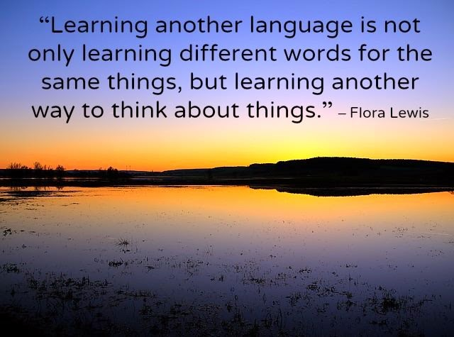 On Language Learning
