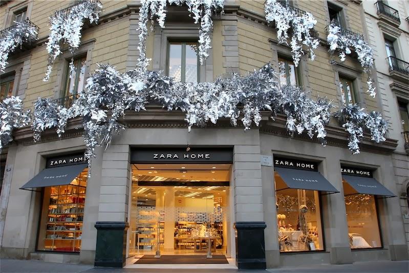 inauguracion en barcelona de la mayor boutique de zara home en el mundo. Black Bedroom Furniture Sets. Home Design Ideas