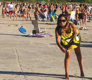Tejo Praia Uruguai