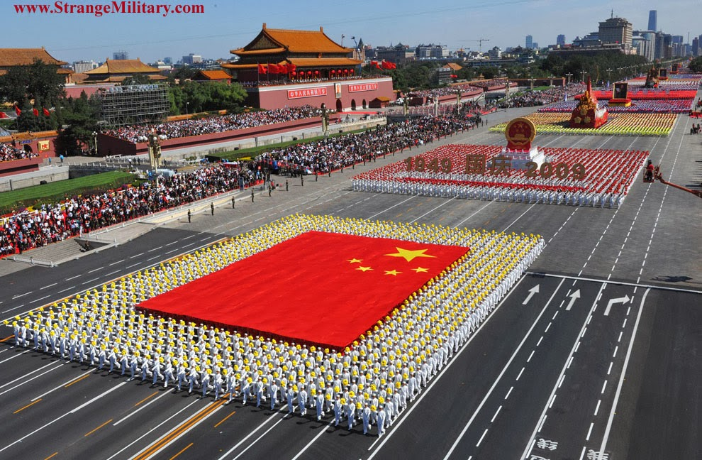 Perkembangan Militer China Tumbuh Dengan Pesat