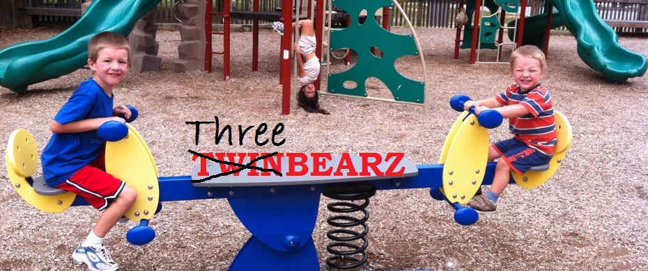 """TWIN""BEARZ"