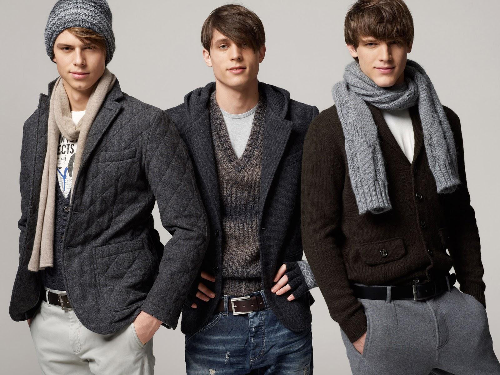 World Fashion Style Men Style