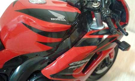 New Ray Honda CBR1000RR