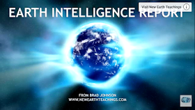 Brad Johnson: Earth Intelligence Report - Intervention's Flotten - 22. September 2018