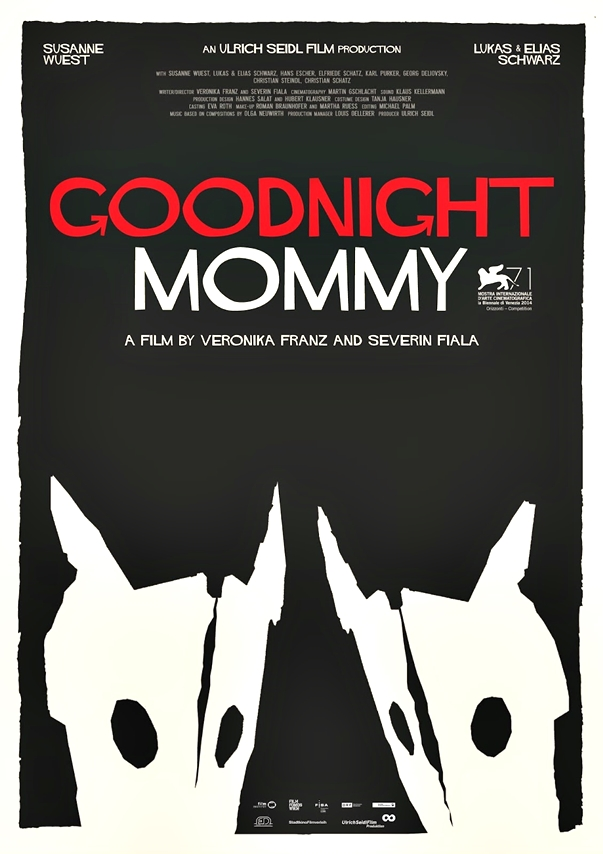 Póster: Goodnight Mommy