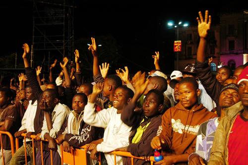 Promotores de Eventos em Moçambique Continuam a Meter Água...