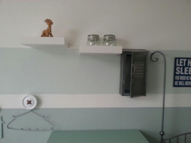 Slaapkamer Baby Donker : Pimpish: Mission Possible: Een slaapkamer voor TWEE en een BEEB…