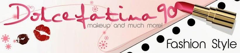 Fashion style makeup