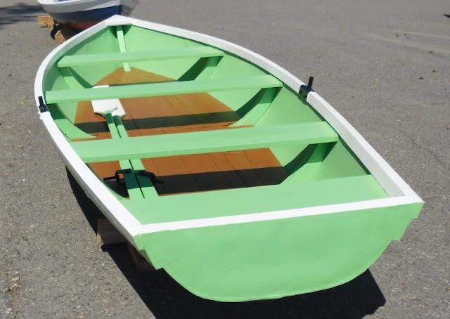 Построить лодку из пластика своими руками