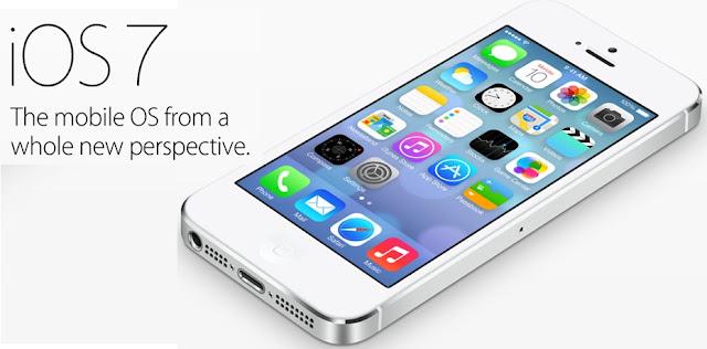 Apple iOS 7 update