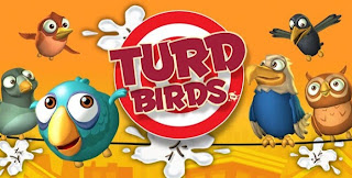 Turd Birds - Endless Runner With weapons bird Excrement